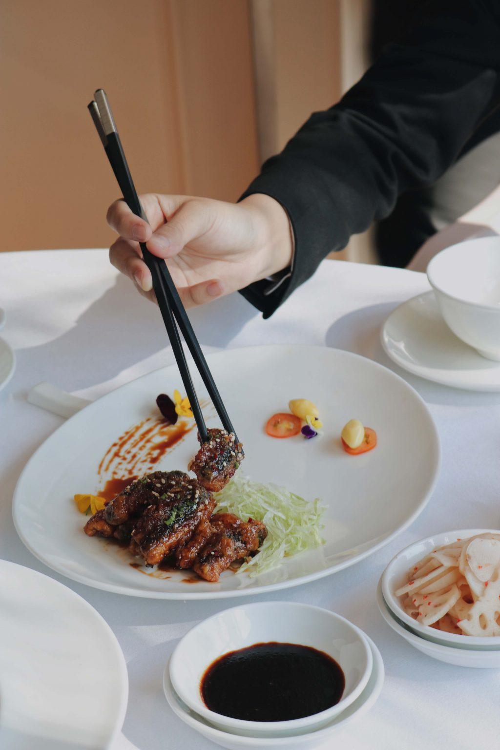 nhà hàng khách sạn InterContinental Saigon 7