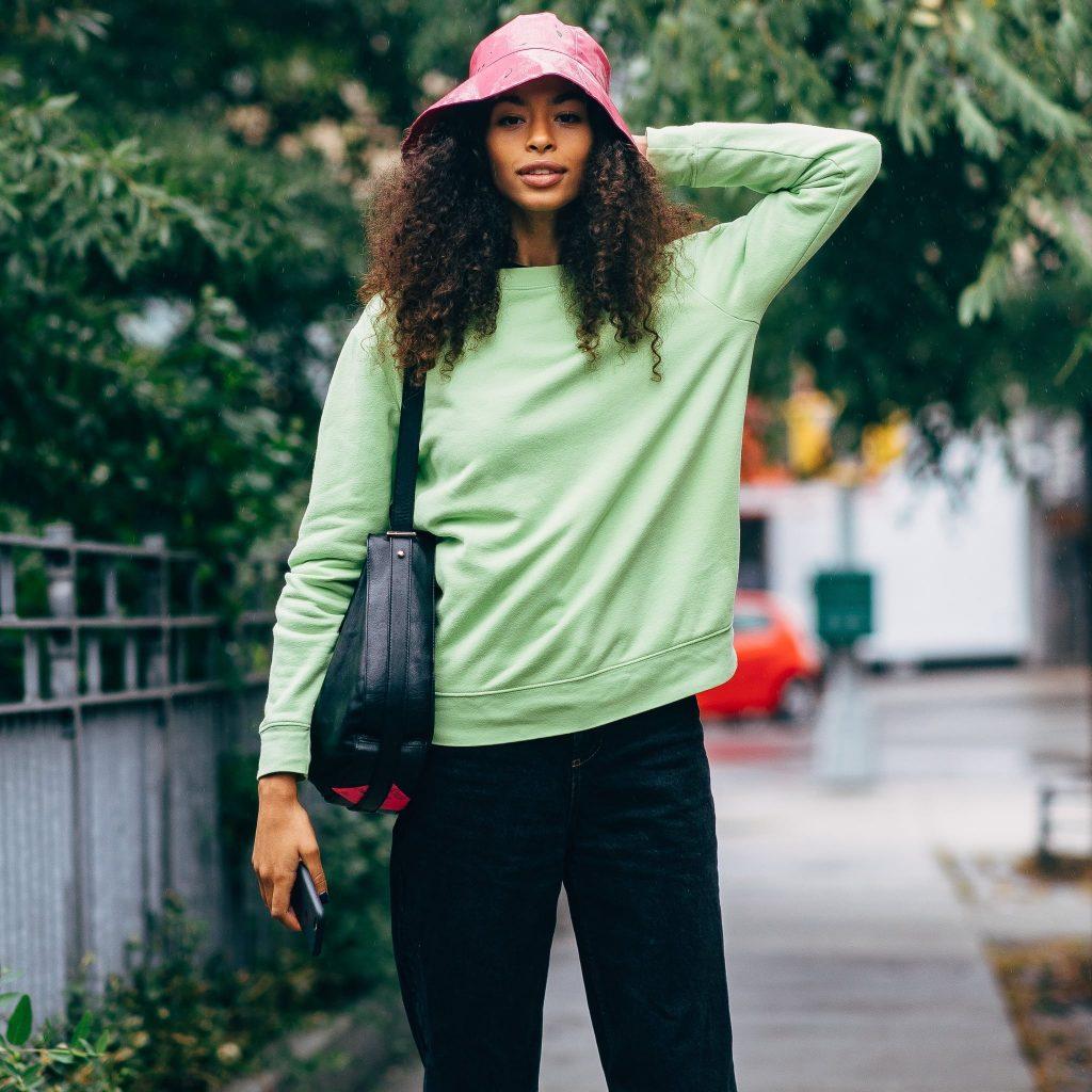 xu hướng thời trang mũ xô 2019 13