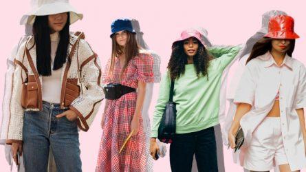 Diện mũ xô sành điệu như Gigi Hadid, Kendall Jenner và dàn fashionista thế giới