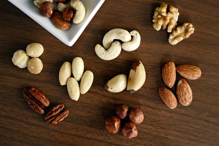 Chế độ ăn có hạt
