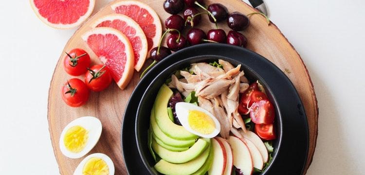 Chế độ ăn với rau quả