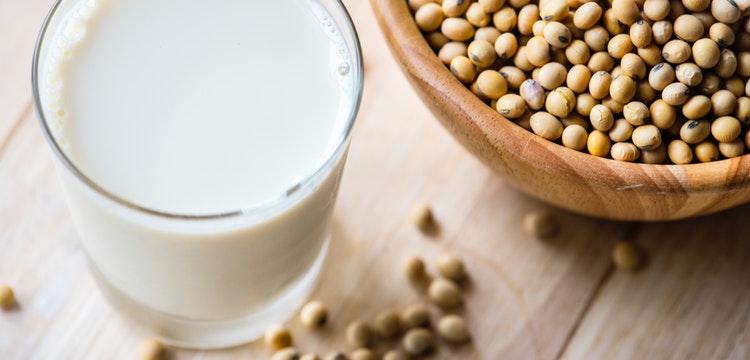 Chế độ ăn với đậu nành