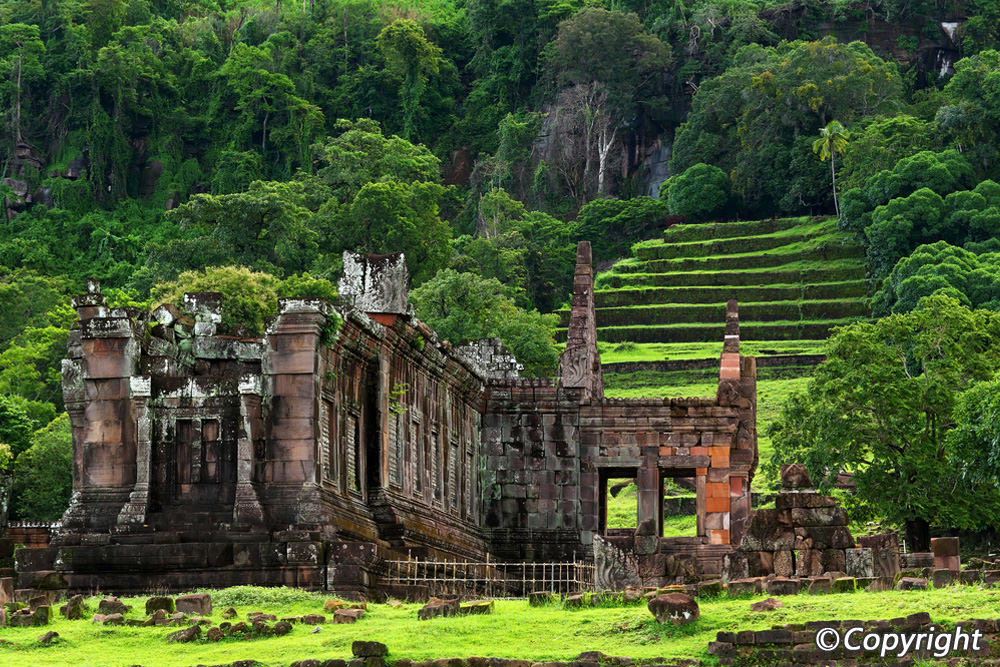 Địa điểm du lịch thú vị của châu Á 8