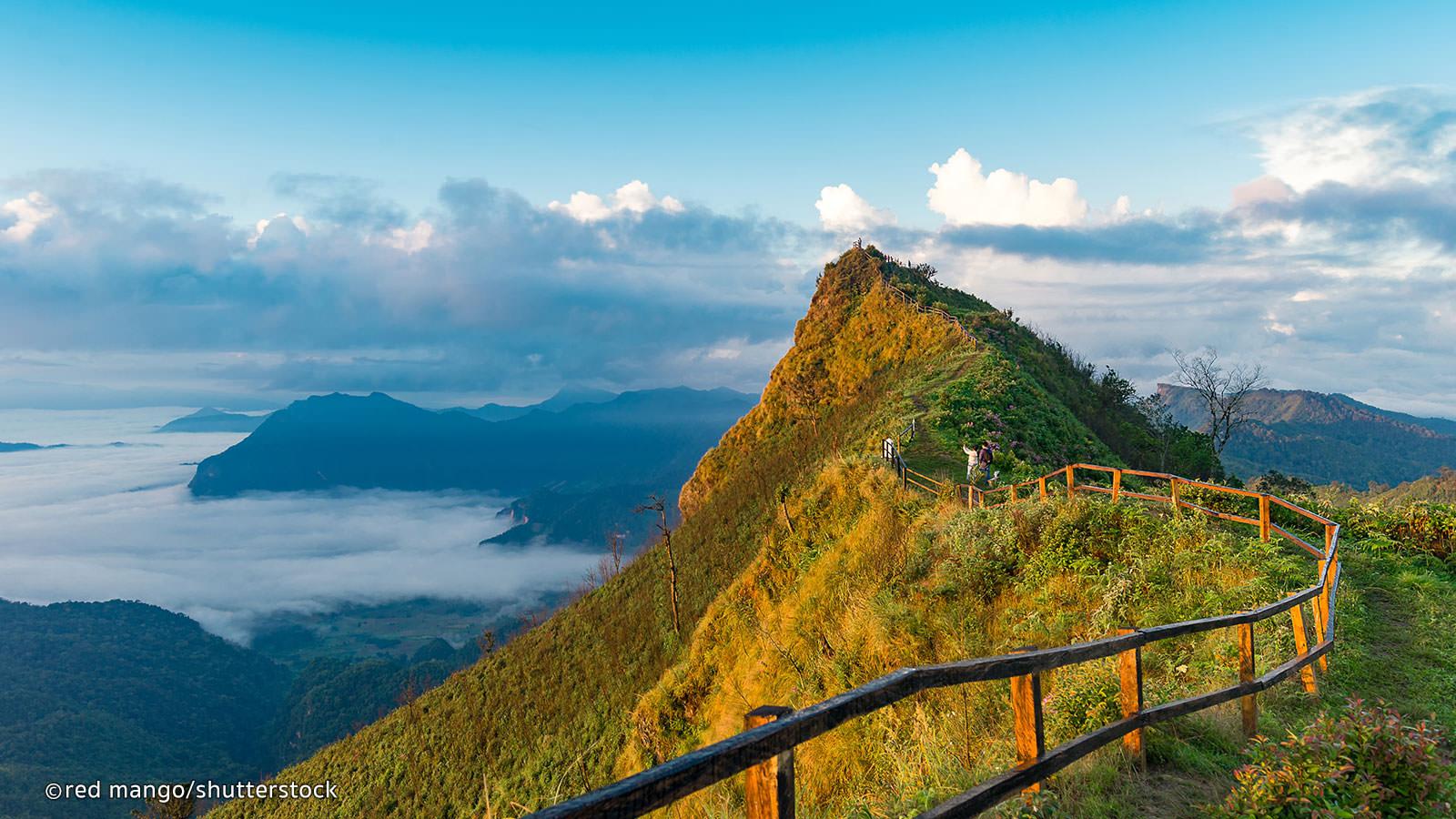 Địa điểm du lịch thú vị của châu Á 11