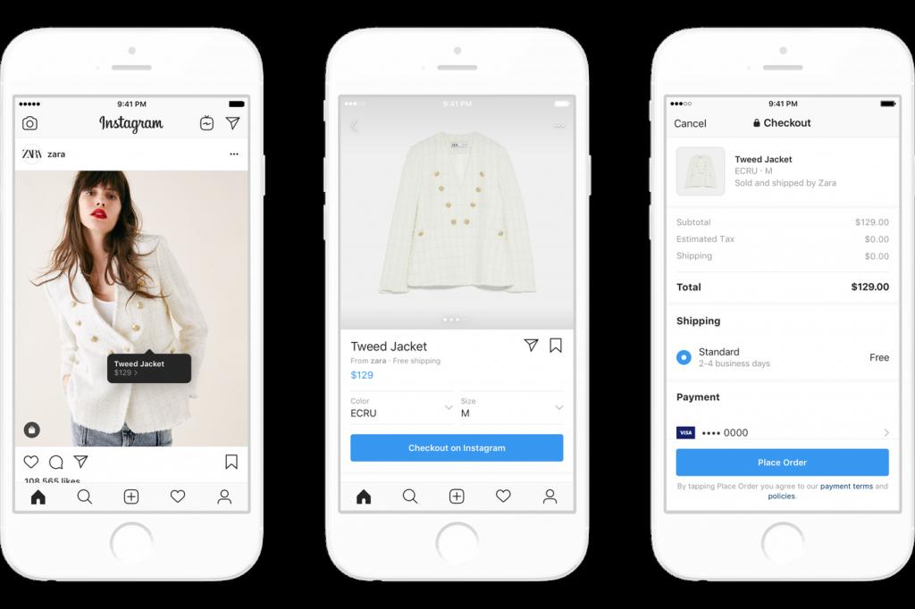 Tính năng mới của Instagram sẽ thay đổi thói quen mua sắm online