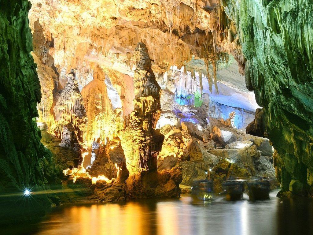 Địa điểm du lịch thú vị của châu Á 13