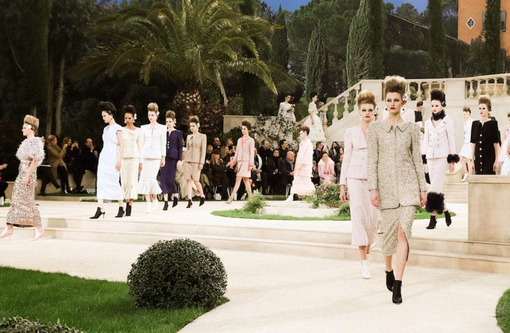 bộ sưu tập Haute Couture của Chanel Xuân - Hè 2019
