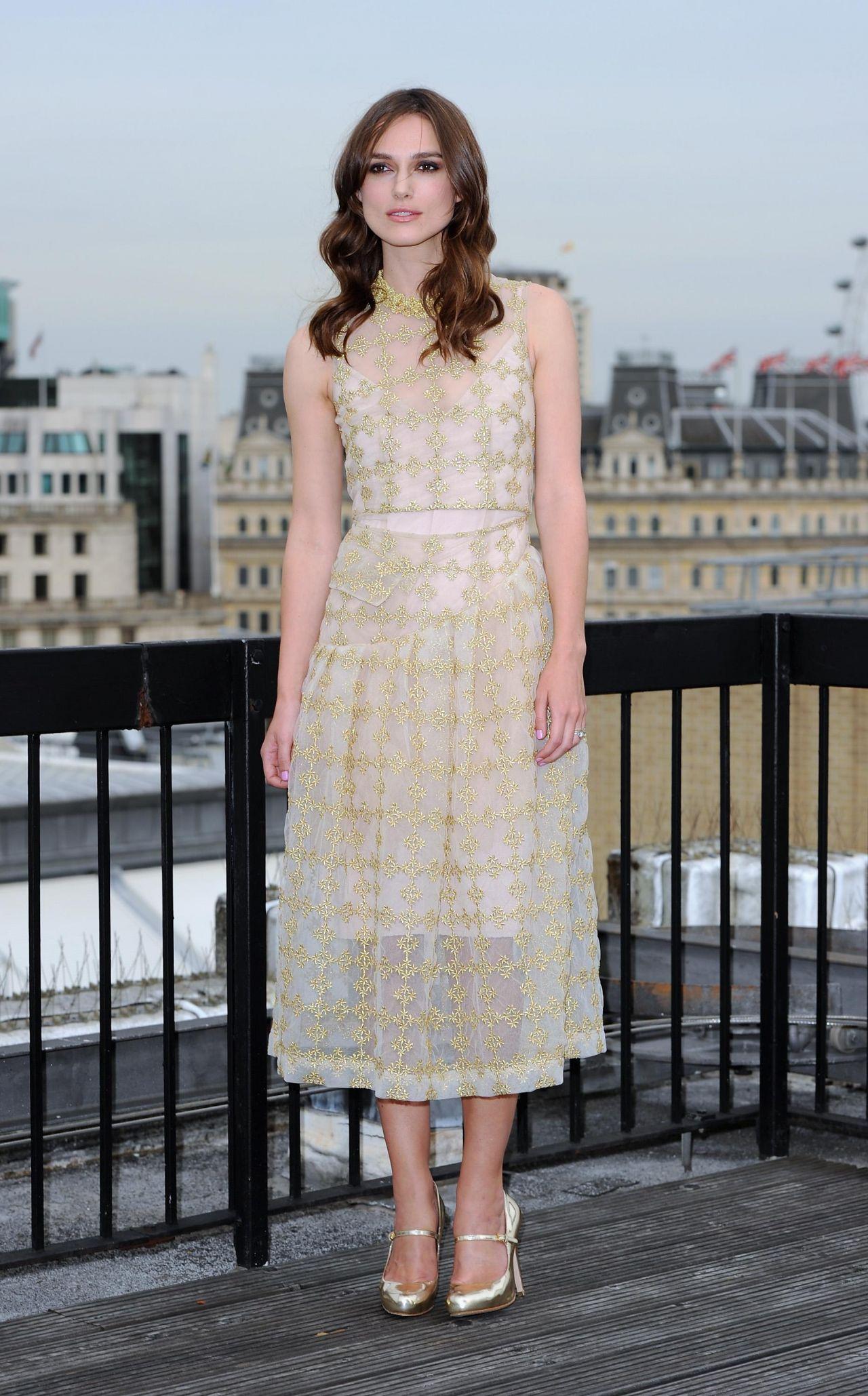 phong cách thời trang Keira Knightley 9
