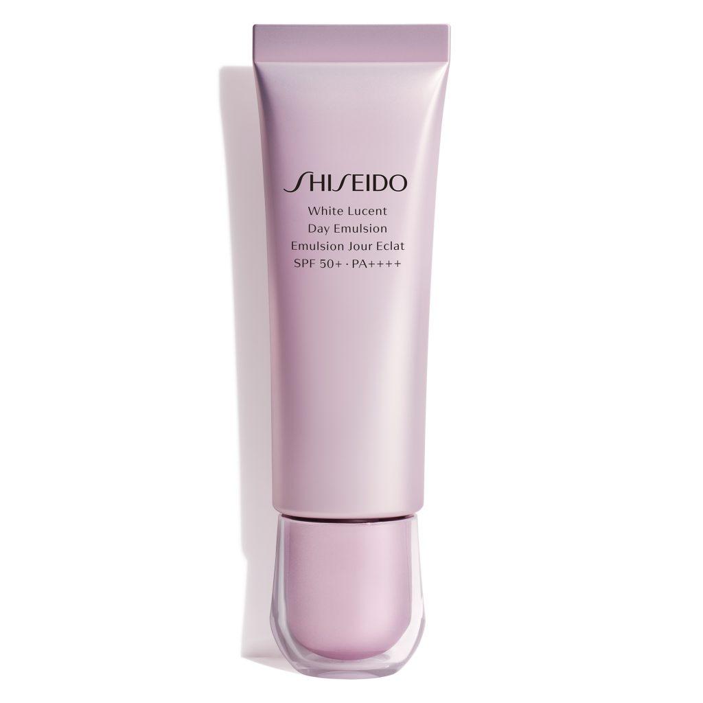 Khơi dậy vẻ trắng sáng rạng rỡ từ bên trong cùng White Lucent từ Shiseido 5