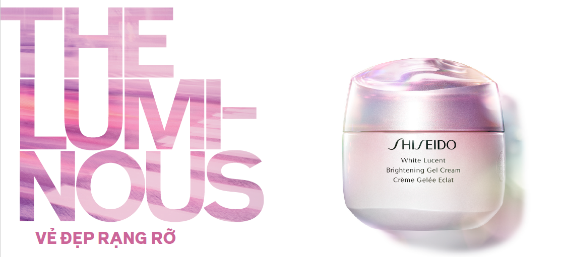 Khơi dậy vẻ trắng sáng rạng rỡ từ bên trong cùng White Lucent từ Shiseido 6