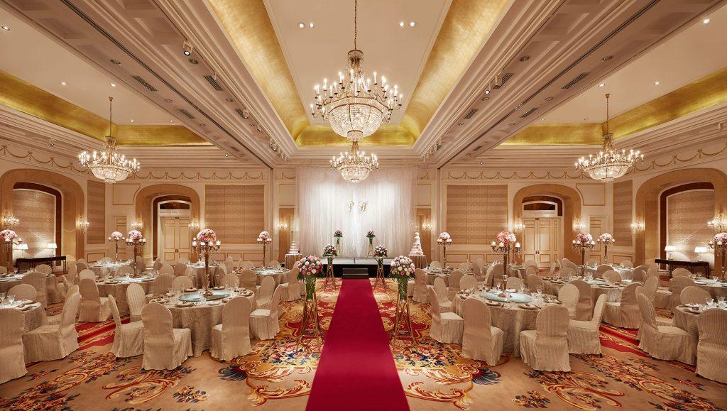 ưu đãi tiệc cưới mùa Hè tại Park Hyatt Saigon 2