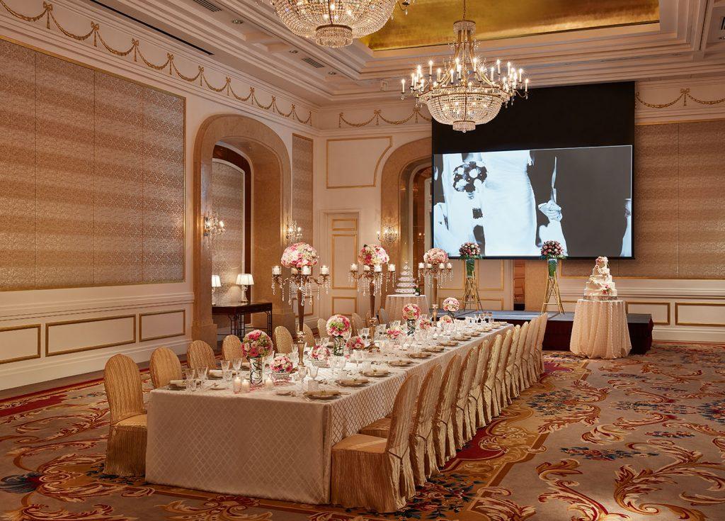 ưu đãi tiệc cưới mùa Hè tại Park Hyatt Saigon 3
