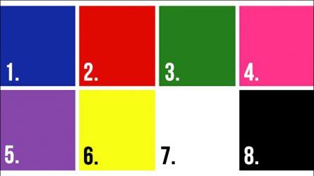 [Trắc nghiệm] Màu sắc bạn thích nói gì về tính cách con người bạn?