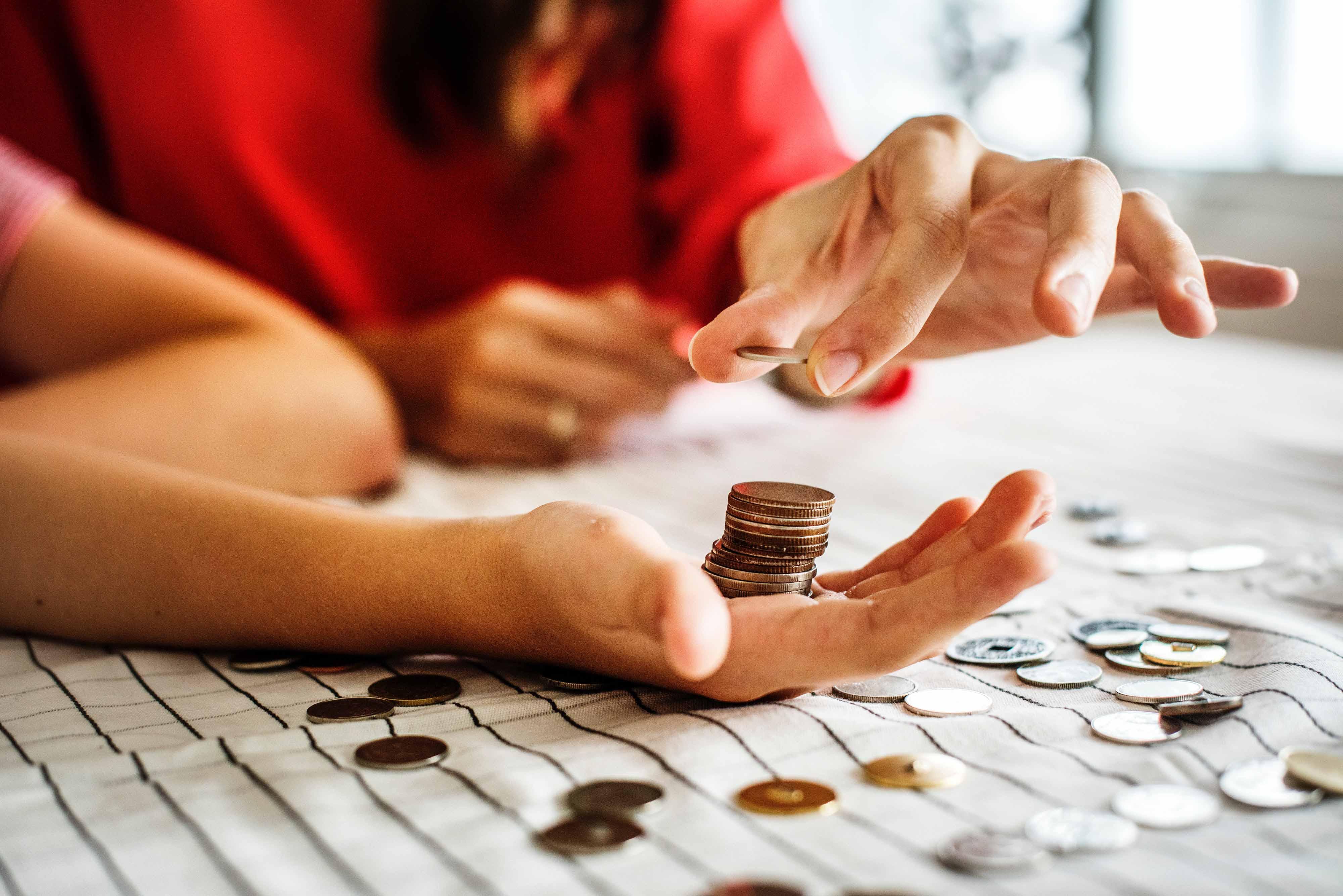 thói quen khiến bạn không giàu có 4