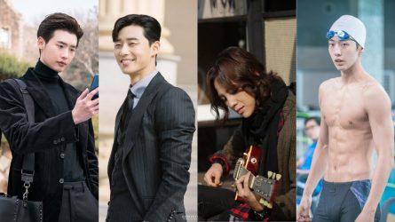 """10 kiểu bạn trai """"nam thần"""" trong phim Hàn mà các nàng ao ước"""