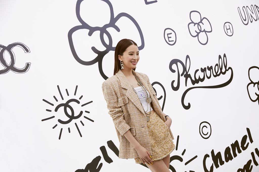 tin thời trang chanel yoona ra mắt flagship chanel 15