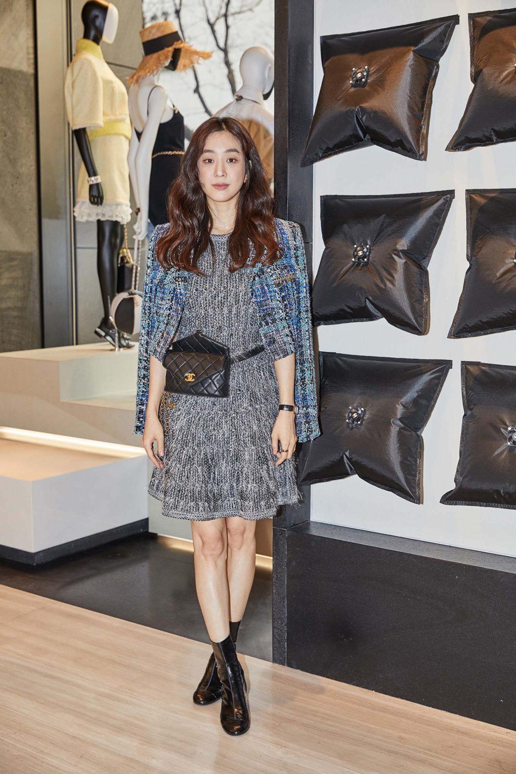 tin thời trang chanel yoona ra mắt flagship chanel 12