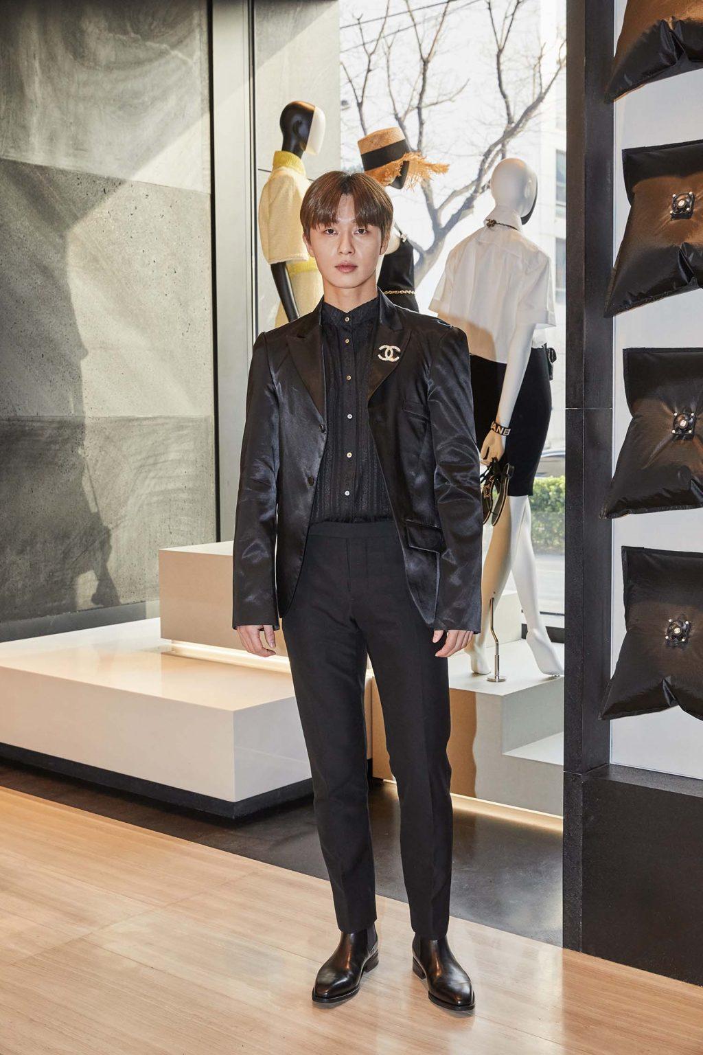 tin thời trang chanel yoona ra mắt flagship chanel 13