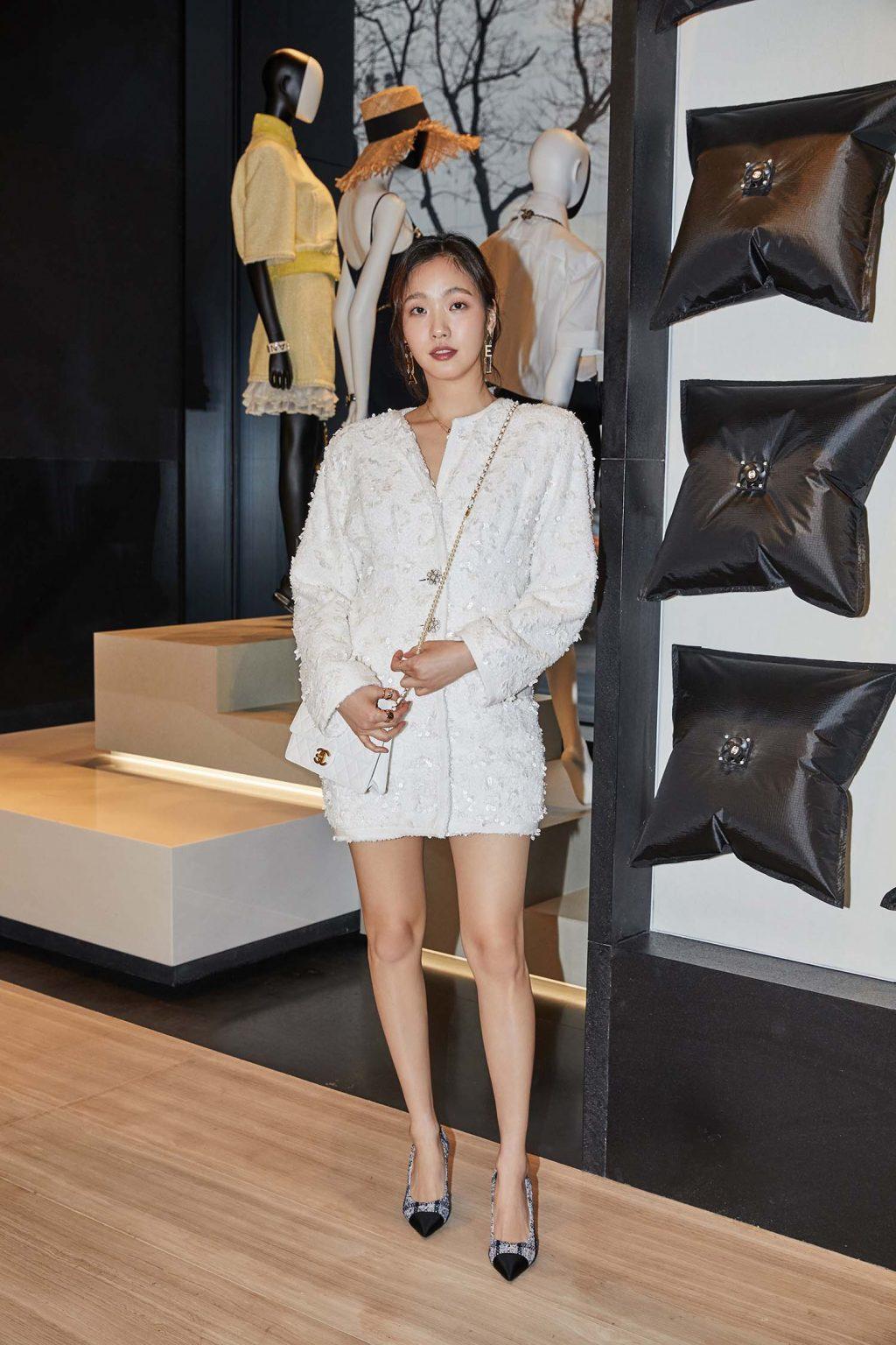 tin thời trang chanel yoona ra mắt flagship chanel 6