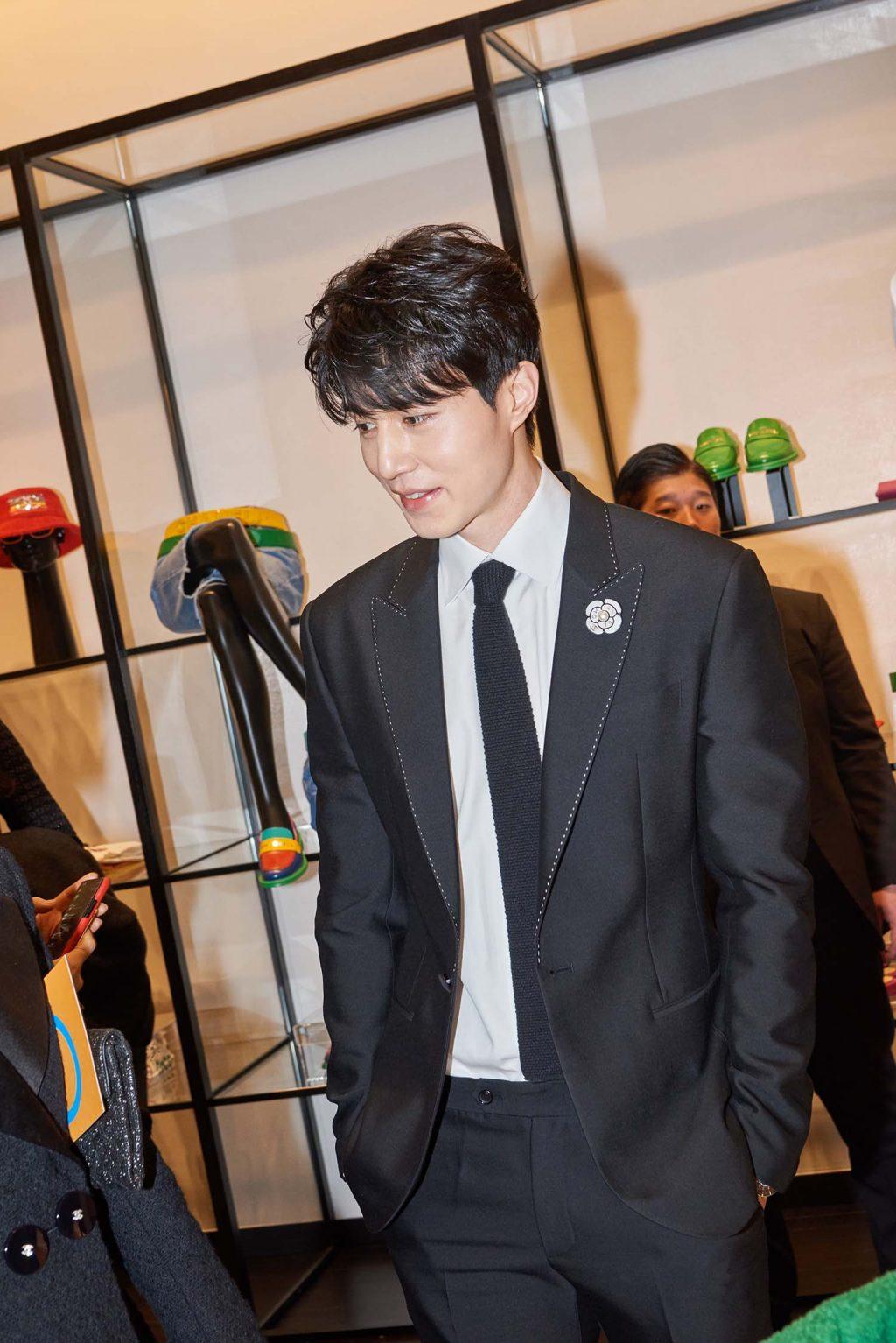 tin thời trang chanel yoona ra mắt flagship chanel 8