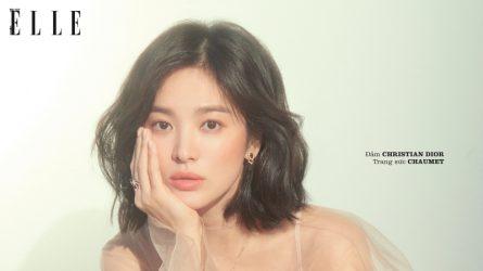 Song Hye Kyo - Nữ thần nhan sắc khước từ đảo ngược thời gian