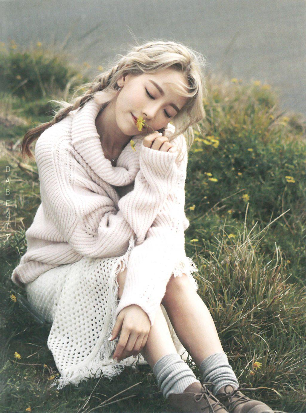 phong cách thời trang qua các MV của Taeyeon 3