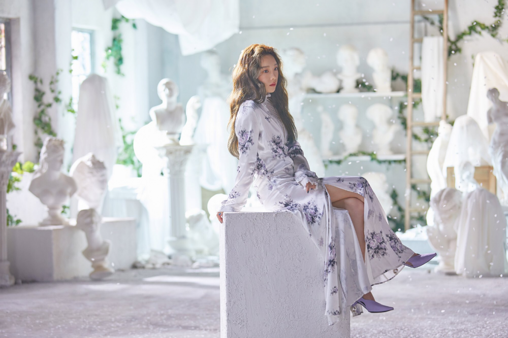 phong cách thời trang qua các MV của Taeyeon
