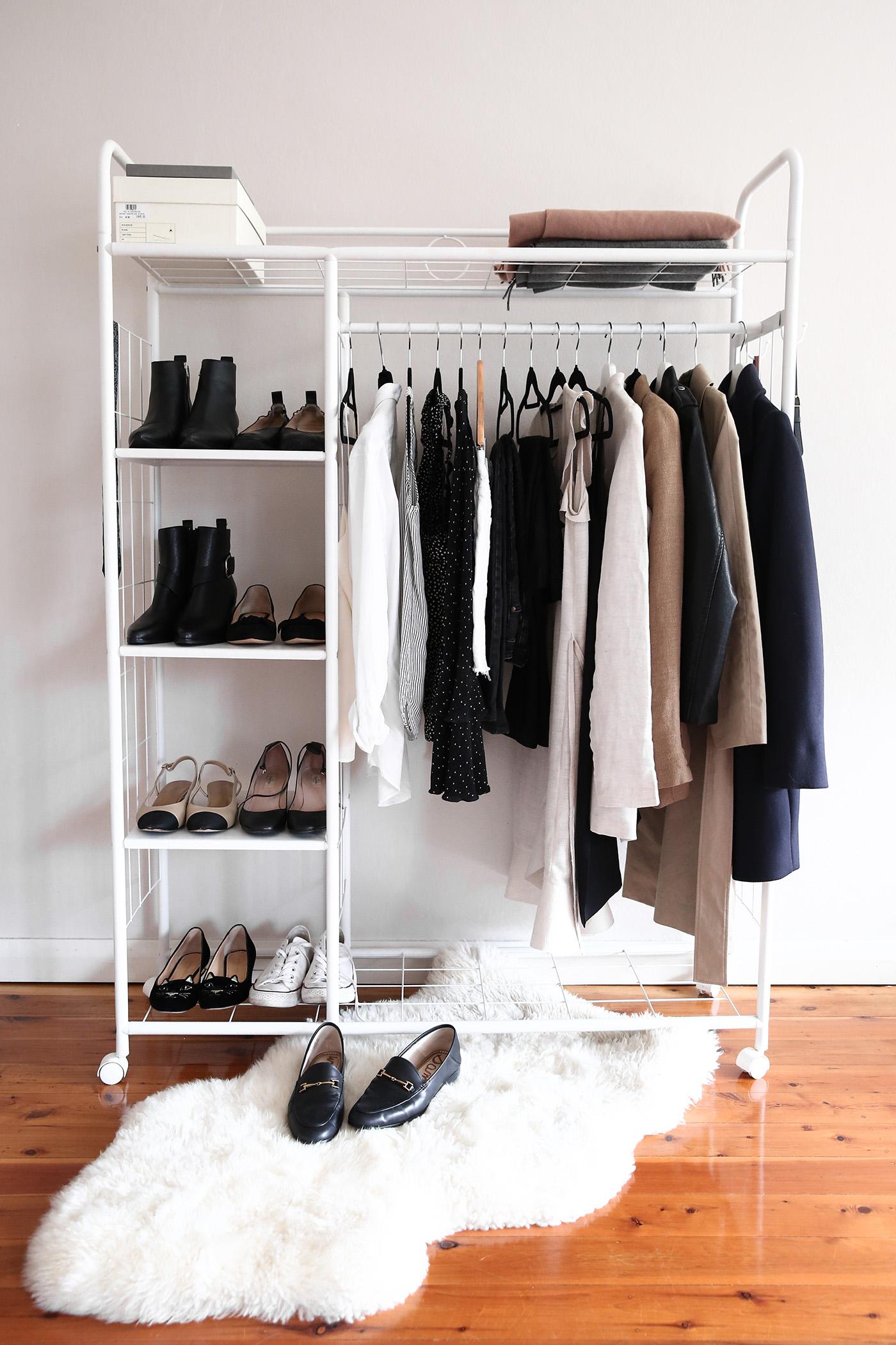 tủ quần áo đơn giản