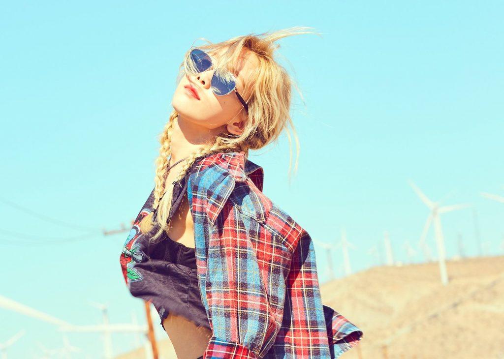 phong cách thời trang qua các MV của Taeyeon 5