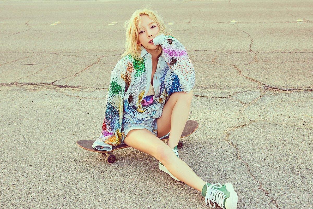 phong cách thời trang qua các MV của Taeyeon 7