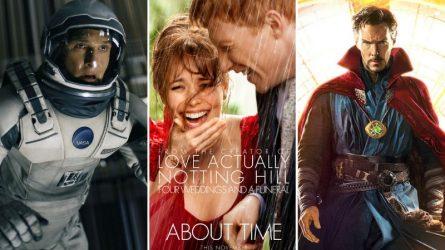 Lưu ngay list 20 bộ phim viễn tưởng về du hành thời gian để