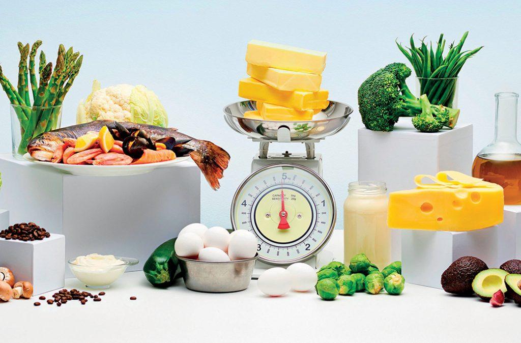 phương pháp keto diet 1