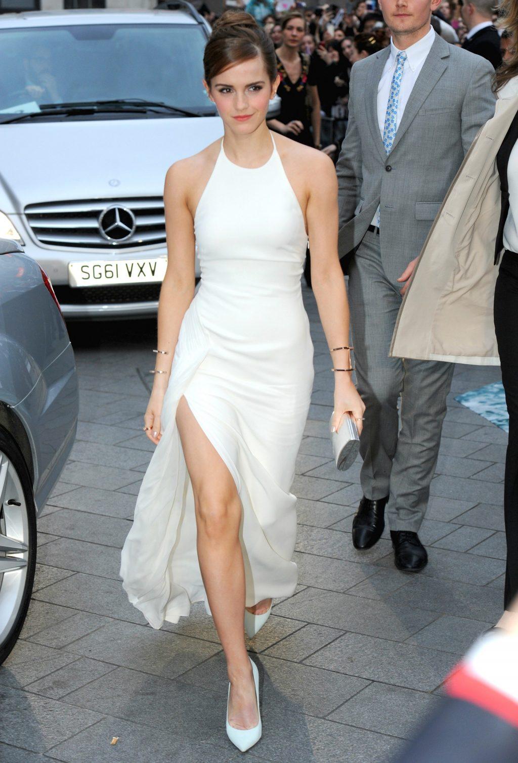 phong cách thời trang Emma Watson