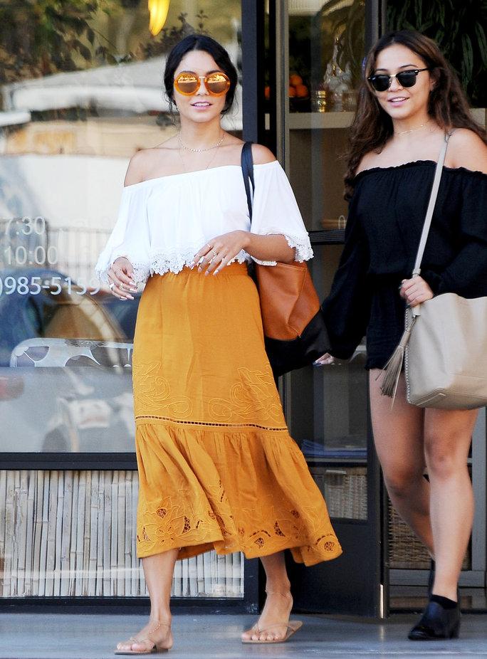 """phong cách thời trang """"nữ hoàng Coachella"""" Vanessa Hudgens 15"""