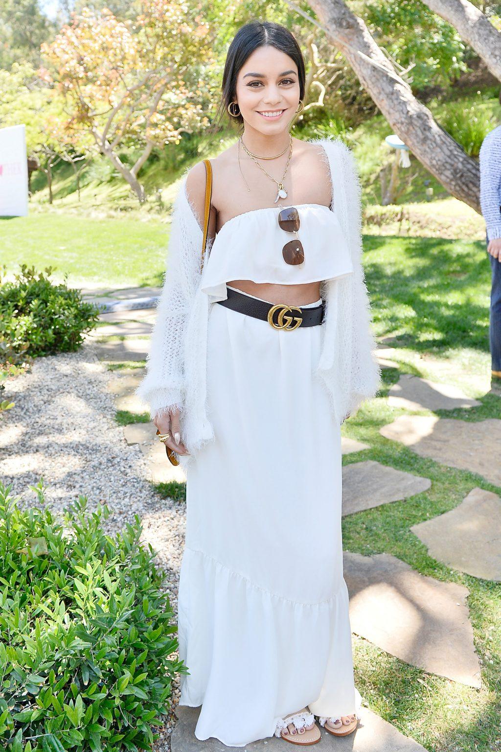 """phong cách thời trang """"nữ hoàng Coachella"""" Vanessa Hudgens 2"""