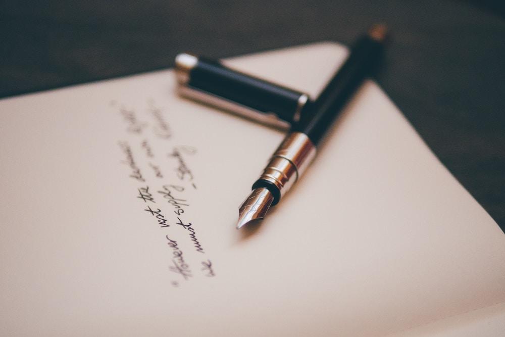 viết để chữa lành trái tim