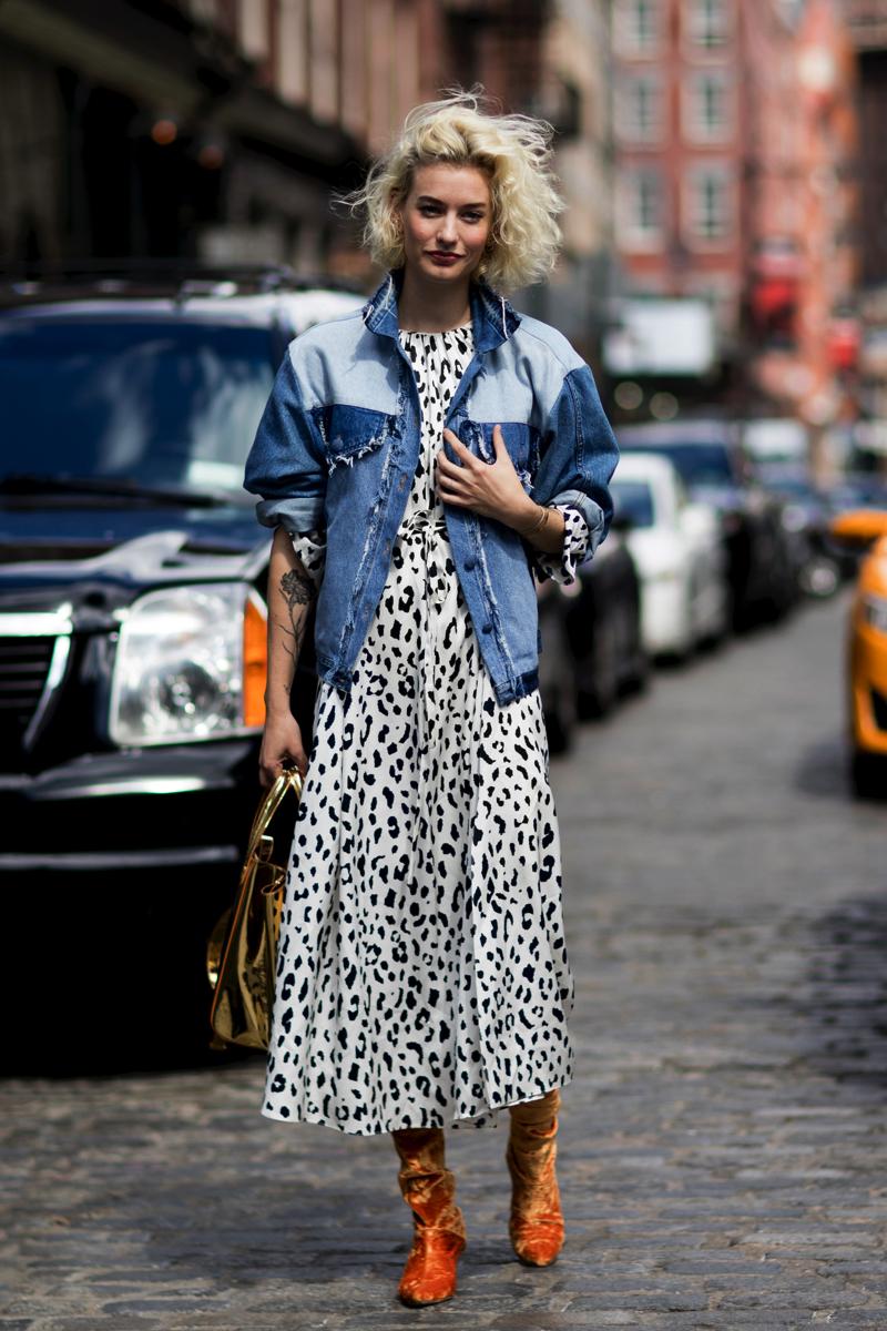 denim jacket món đồ thời trang dễ gây nhầm lẫn
