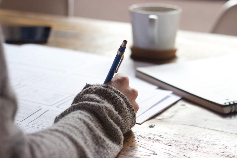 viết nhật ký để chữa lành trái tim