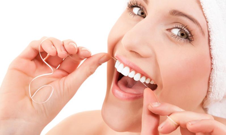 làm sạch răng 5