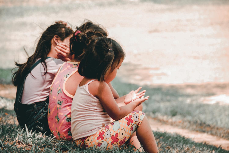 trẻ em cũng bị stress