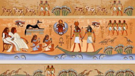 Theo chiêm tinh Ai Cập cổ đại, vị thần nào chi phối tính cách của bạn?
