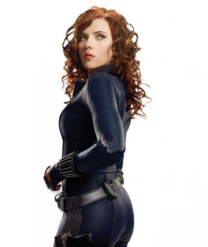 thời trang trong phim black widow iron man 2