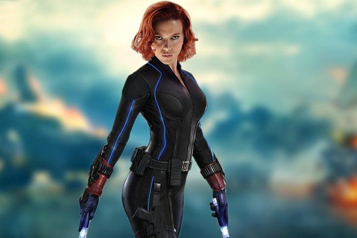 thời trang trong phim black widow avengers 2