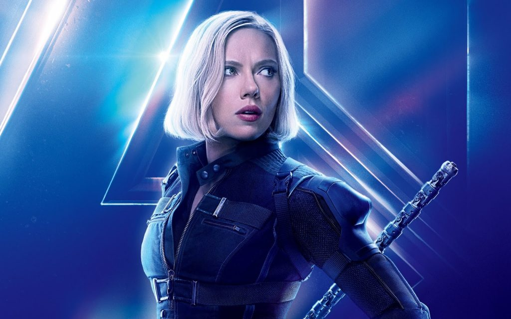 thời trang trong phim black widow avengers infinity war