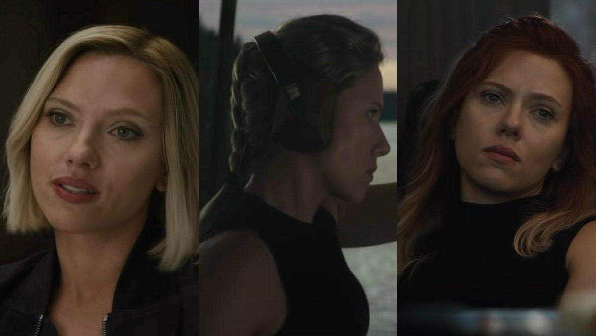 thời trang trong phim black widow avengers endgame