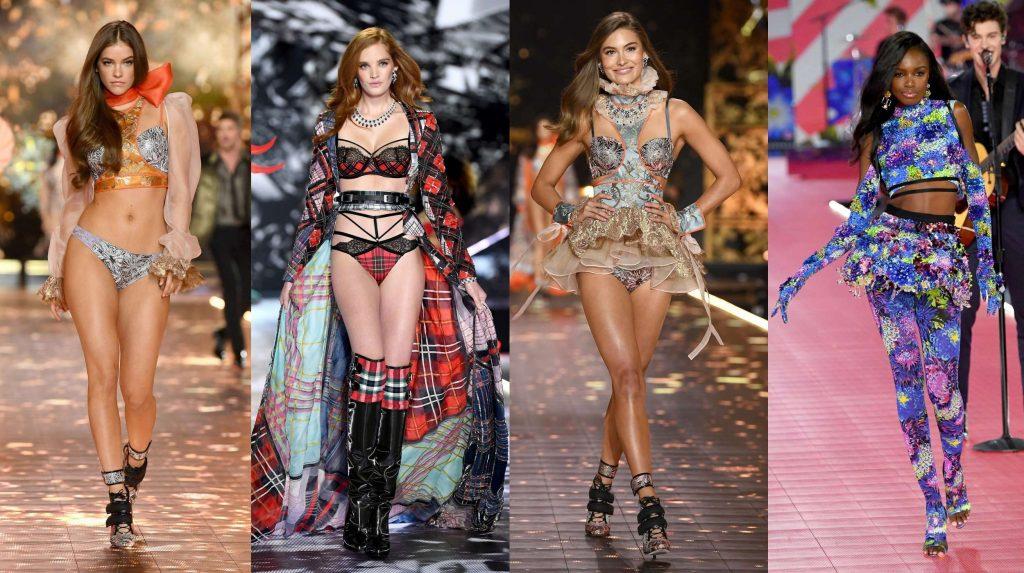 đọ phong cách thời trang 4 thiên thần mới Victoria's Secret 40-1