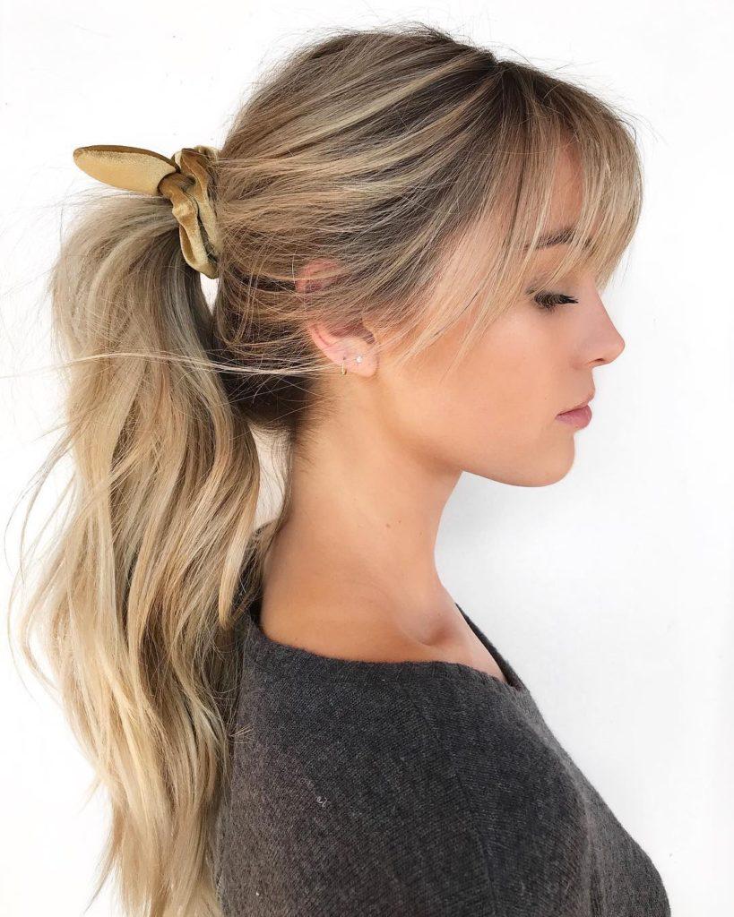 tóc đuôi ngựa mùa hè 06