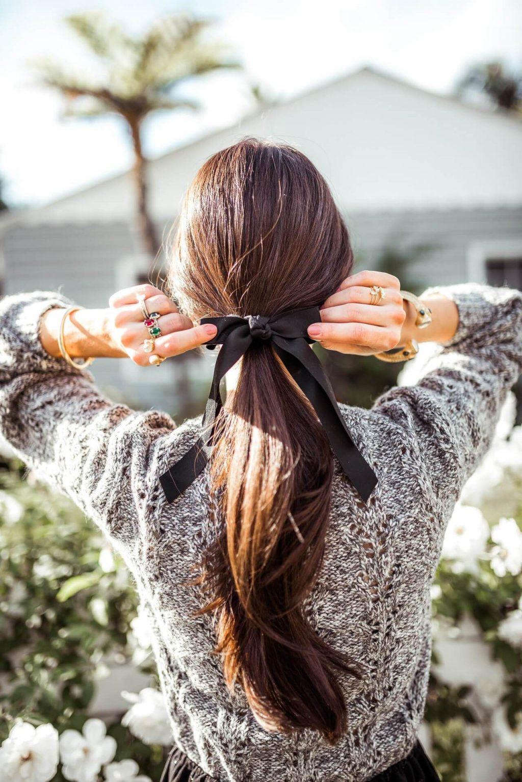 tóc đuôi ngựa mùa hè 15