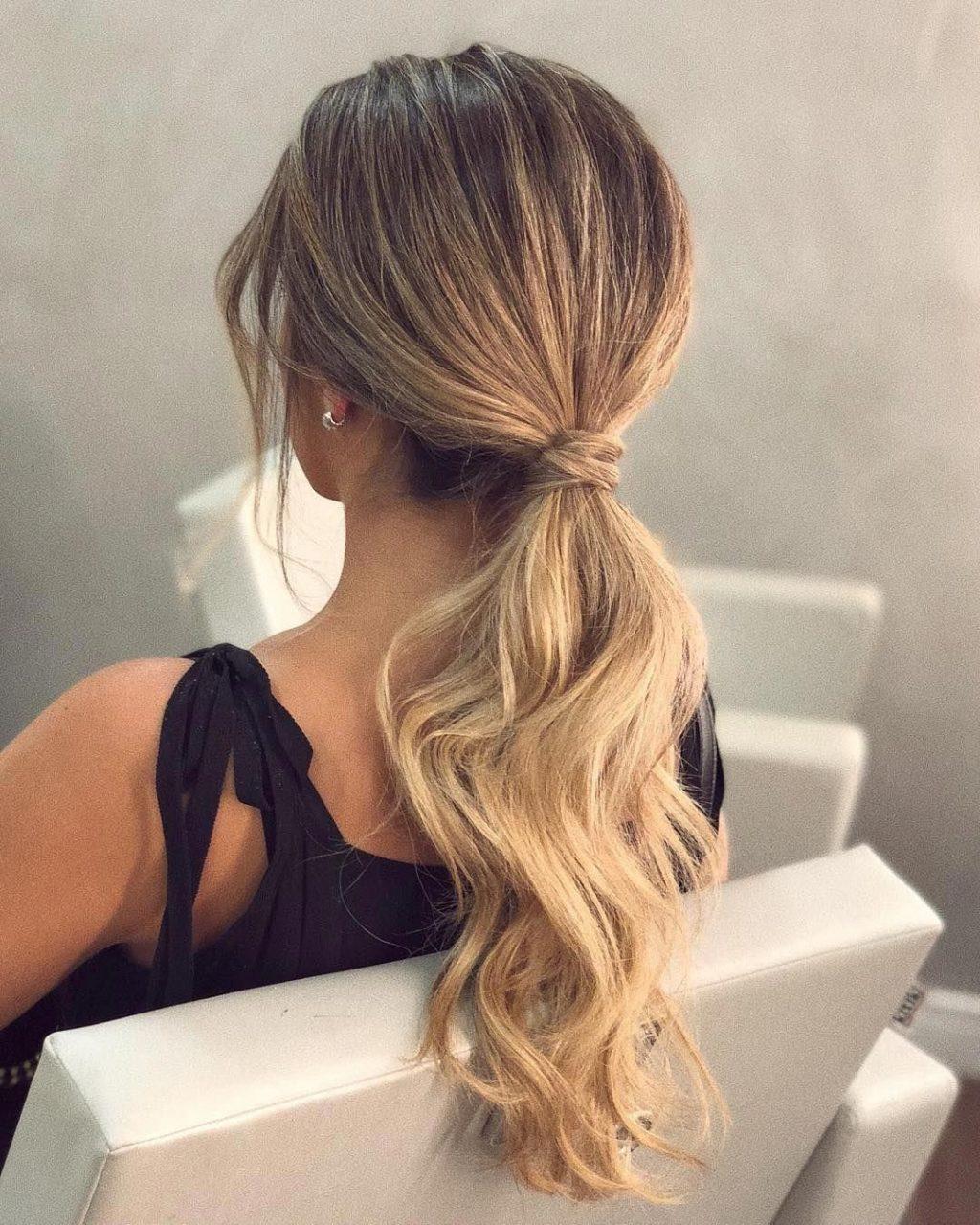 tóc đuôi ngựa mùa hè 16