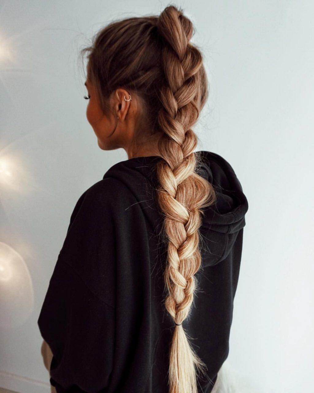 tóc đuôi ngựa mùa hè 35